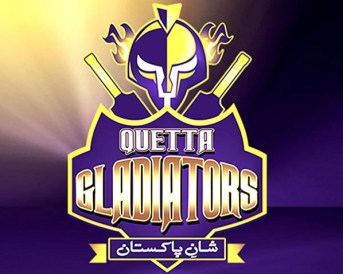 Quetta Gladiators Team 2020 Logo: