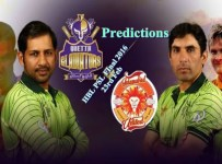 Quetta Gladiators Vs Islamabad United PSL 2016 Final Match Predictions