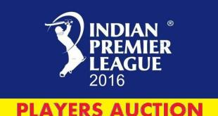 Top 10 Most Expensive IPL Players 2016 Auction Price