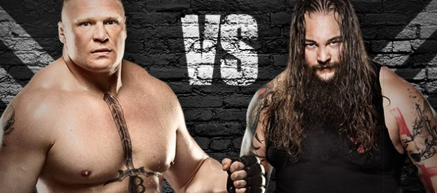 Brock Lesnar Vs. Bray Wyatt Repeat Telecast In India Tensports Time, Date