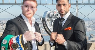 Amir Khan Vs Canelo Alvarez Fight, Date, Time, Ticket Telecast in India