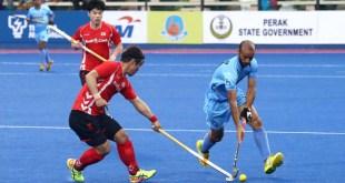 India Vs Malaysia Azlan Shah Hockey Cup 2016