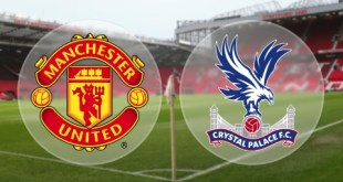 Manchester United Vs Crystal Palace Live Telecast India Time