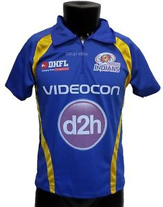 Mumbai Indians MI Team For IPL 2016 New Jersey Shirt, Trousers