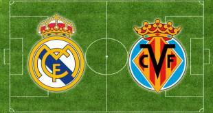 Real Madrid Vs Villarreal Live Telecast In India Tv, IST Time 2016