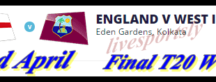 WI Vs Eng Live Final T20 World Cup 2016 West Indies Vs England