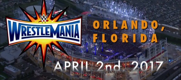 WWE Wrestlemania 33 Matches Results Winners List