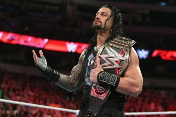 Top 10 Highest Paid WWE Superstars Wrestler Roman Reigns