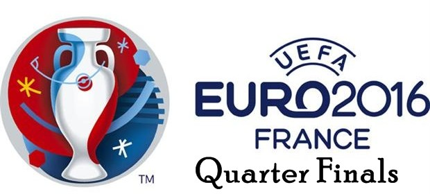 UEFA Euro Cup 2016 Quarter Finals Live Score Results, India Time Tv Channels