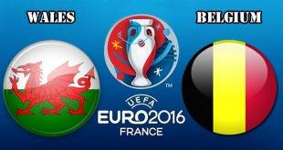 Wales Vs Belgium Quarter Final Euro 2016 Live Score Results, Predictions