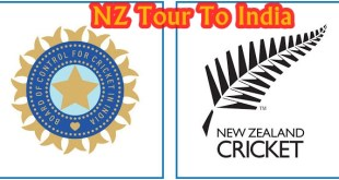 India Vs New Zealand Test, ODI Series 2016 Live TV Channels, Schedule, Pdf Download