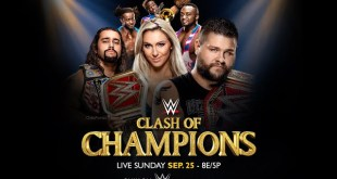 WWE Clash Of Champions 2016 Date And Time In India, Poster