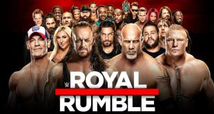 WWE Royal Rumble 2019 Live Telecast Date And Time In India