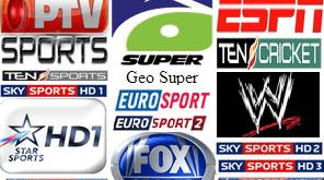 World XI Vs Pakistan 2017 Match Live Broadcasting TV Channels