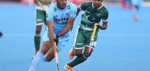 Pakistan Vs India Hockey Live Score Asian Games 2018 Bronze Medal