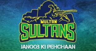 Multan Sultan Team Squad 2020