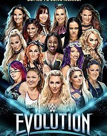 WWE Evolution Time and Date In India 2018 Location, Predictions