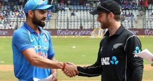 DD Sports Live Telecast India Vs New Zealand ODI Match 2019 IST Local Time