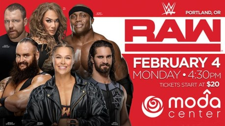 WWE Raw 4 Feb 2019 Results Monday Night In India Time