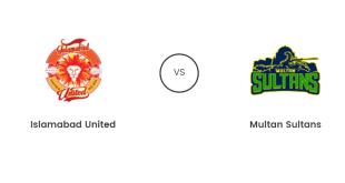 Islamabad United Vs Multan Sultans Live T20 16th Feb 2019 Prediction