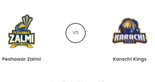 Peshawar Zalmi Vs Karachi Kings Live T20 21st Feb 2019 Prediction
