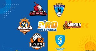 Pro Volleyball League India 2019 Schedule, Venues, Timetable