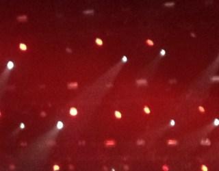 Concert show lights