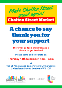Make Chalton Street great again