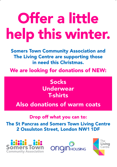 Offer a little help this winter