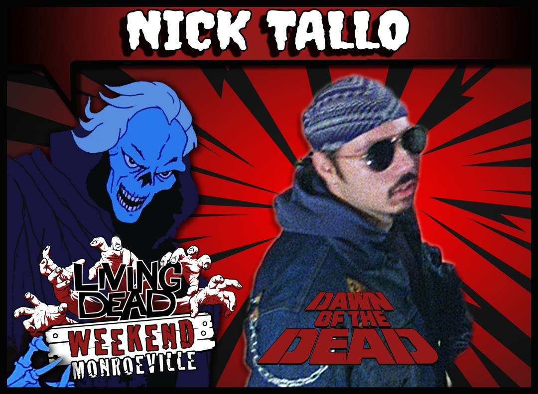 http://www.thelivingdeadweekend.com/nick-bomba-tallo-dawn-of-the-dead-mall-raider-joins-the-living-dead-weekend-guest-list-in-the-monroeville-mall-june-14-16-2019/