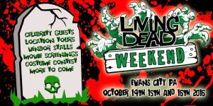 The Living Dead Weekend 2016 announcements