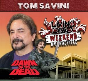 Tom Savini Monroeville Mall Biker Dawn of the Dead Reunion