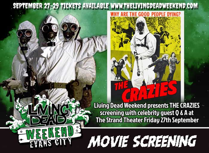 The Crazies Movie Screening at The Strand Theater with ...
