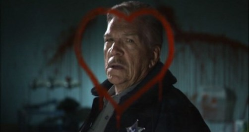 TOM ATKINS MY BLOODY VALENTINE LIVING DEAD WEEKEND