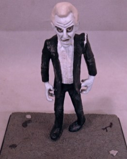 Clay Guy figure of Zombie #1 Bill Hinzman