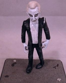 Clay Guy figure of Zombie #1 Bill Hinzman