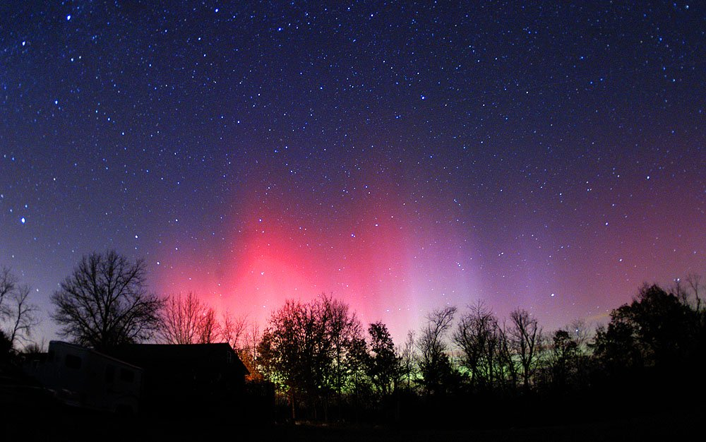 Northern Lights Missouri