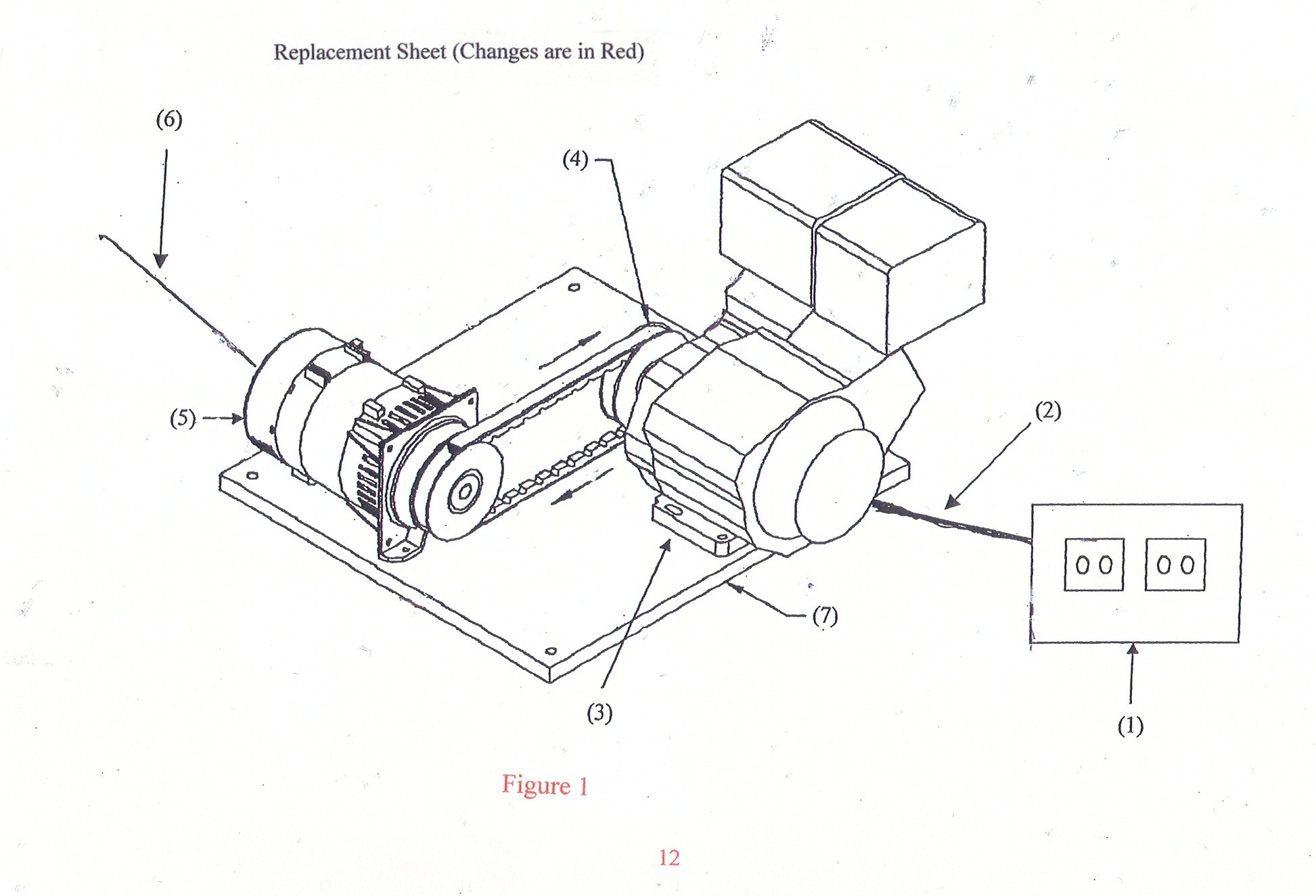 High Efficiency Electric Generator Patent Application 60