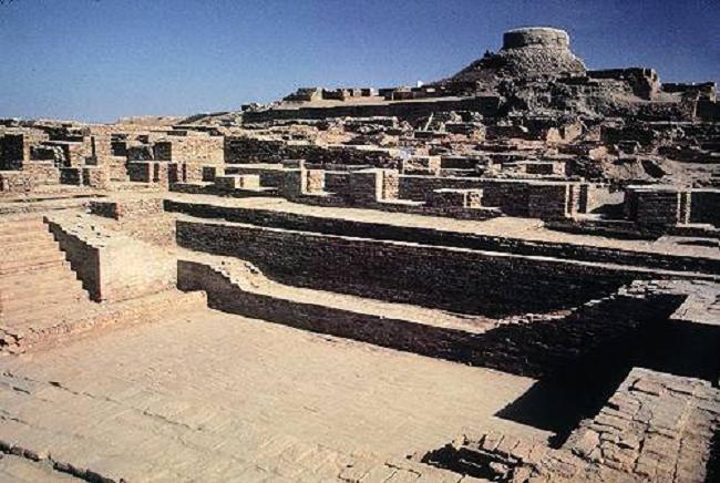 Harrapa And Map Mohenjo Daro