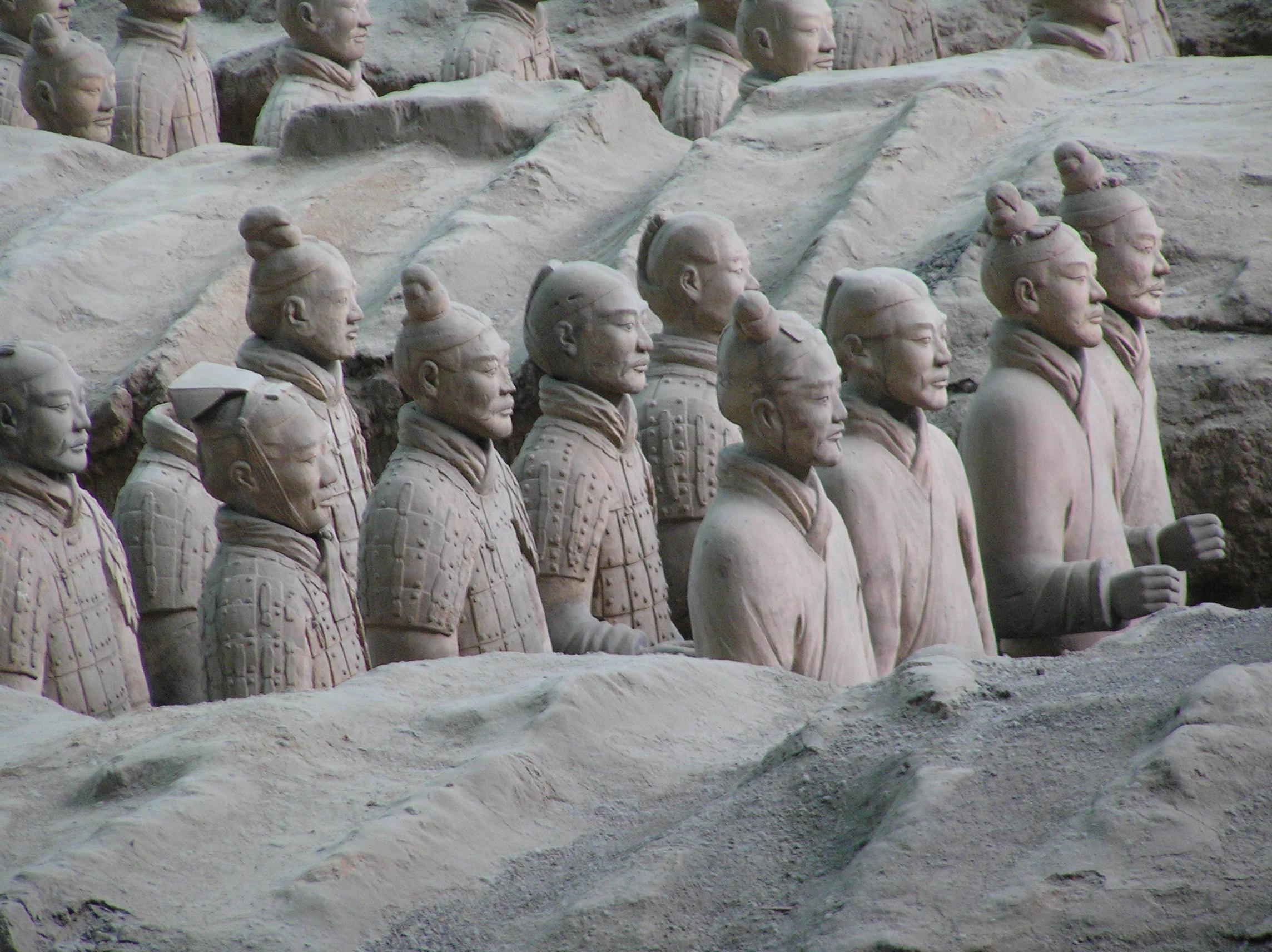 Xi An Terracotta Army