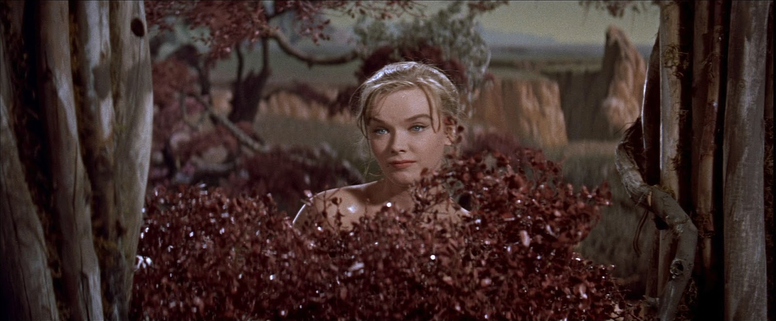 Image result for forbidden planet swimming