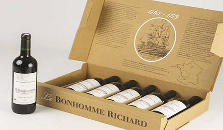 Bonhomme Richard wines are made by Duras viticulteurs