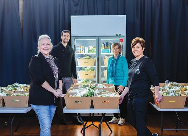 City's support boosts Hamilton pantry - The Local