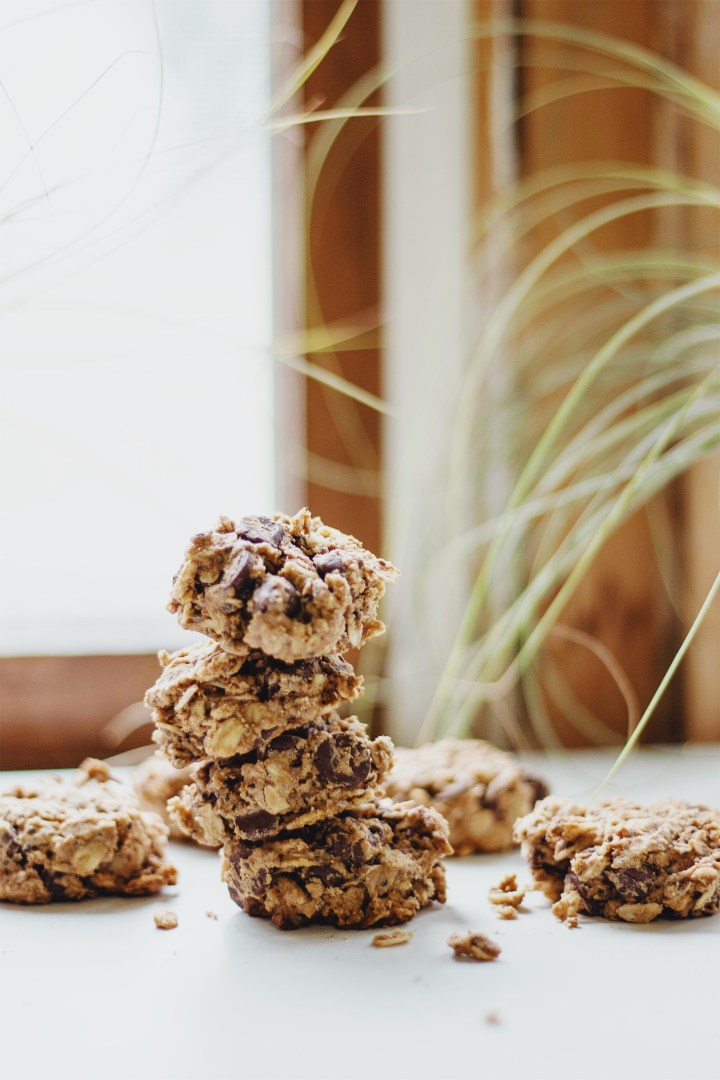 Healthy Oatmeal Cookies Recipe