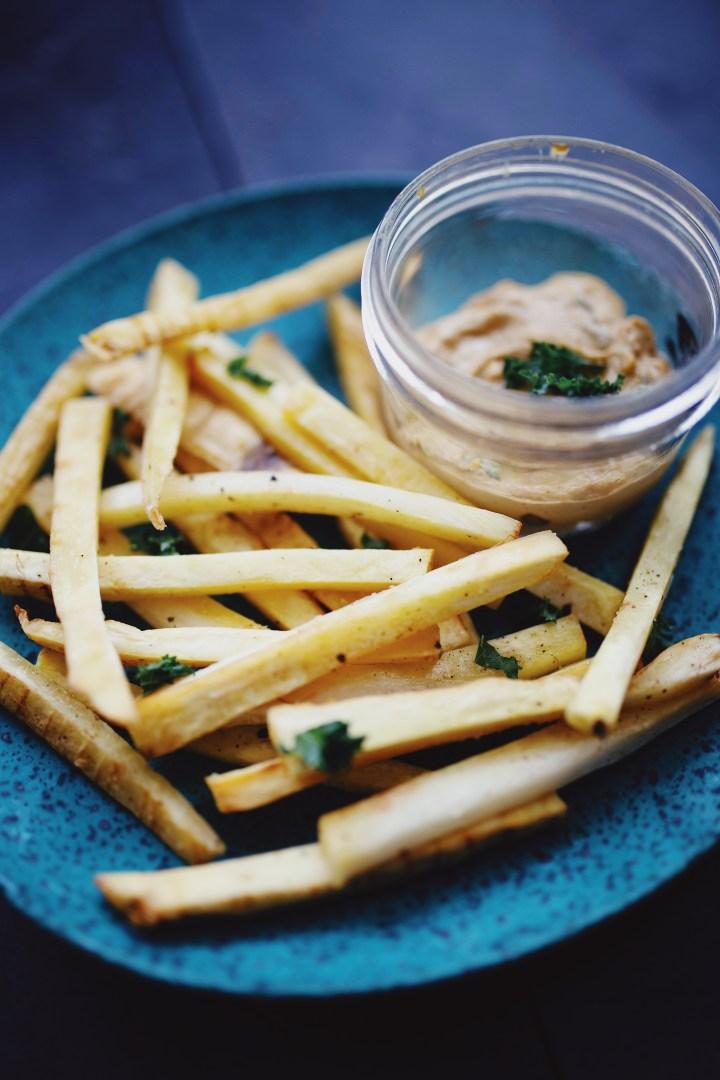 easy parsnip fries