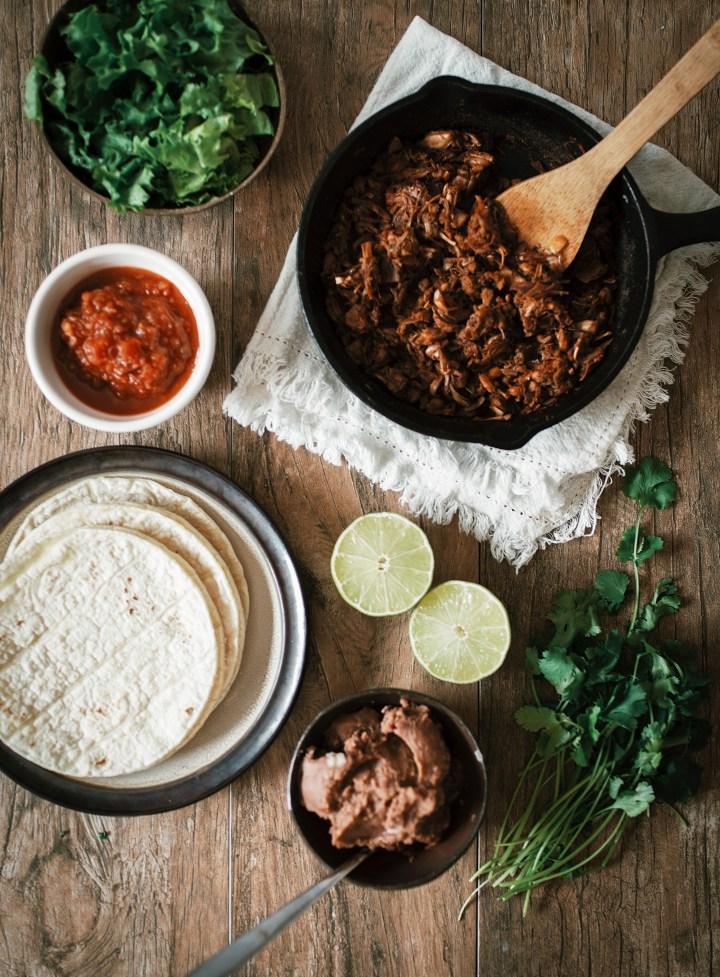 vegan tacos recipe