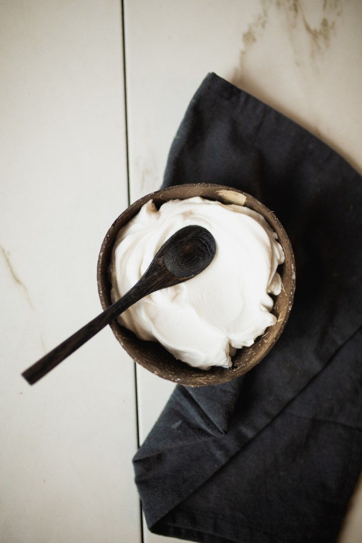 easy coconut yogurt recipe