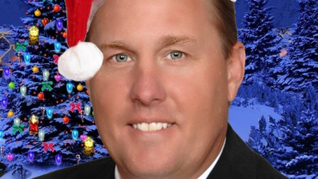Merry Christmas Coach Freeze
