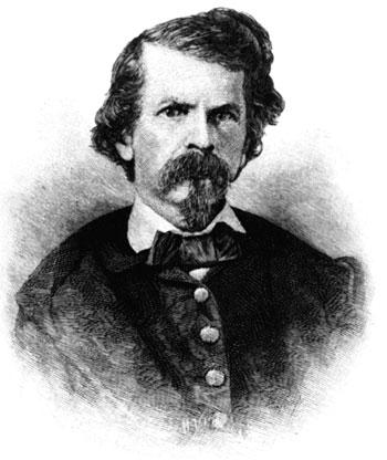 Confederate General Earl Van Dorn