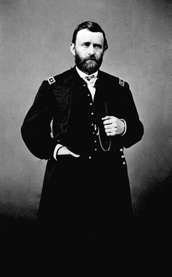 Union General Ulysses S. GrantUnion General Ulysses S. Grant